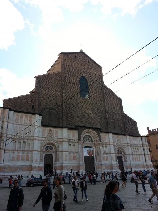 Basilica di San Petronio 3 - BiblioAgorà - Bologna (BO)