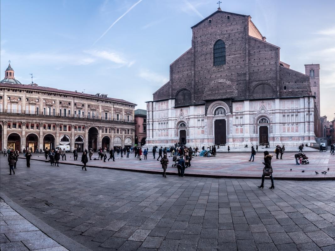 San Petronio - Piazza Maggiore - Vanni Lazzari - Bologna (BO)