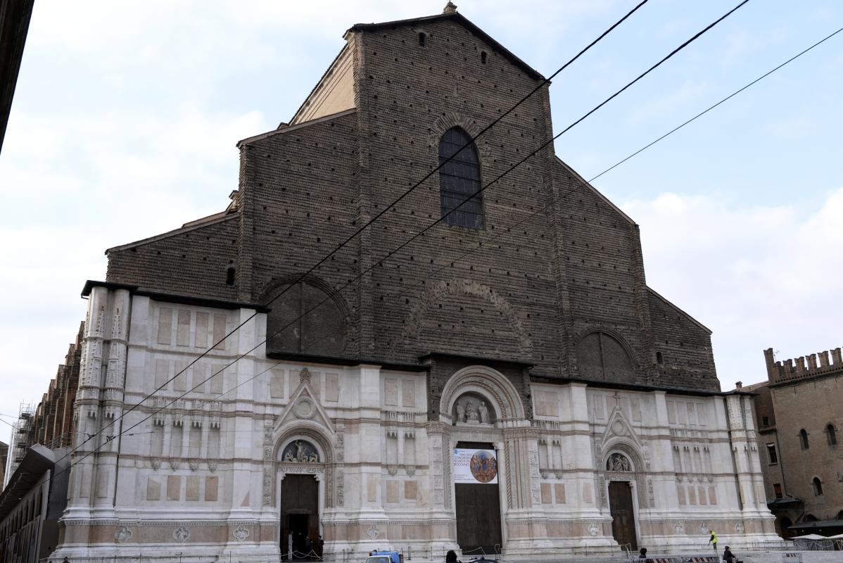 Basilica di San Petronio una mattina - Agnese.pi - Bologna (BO)
