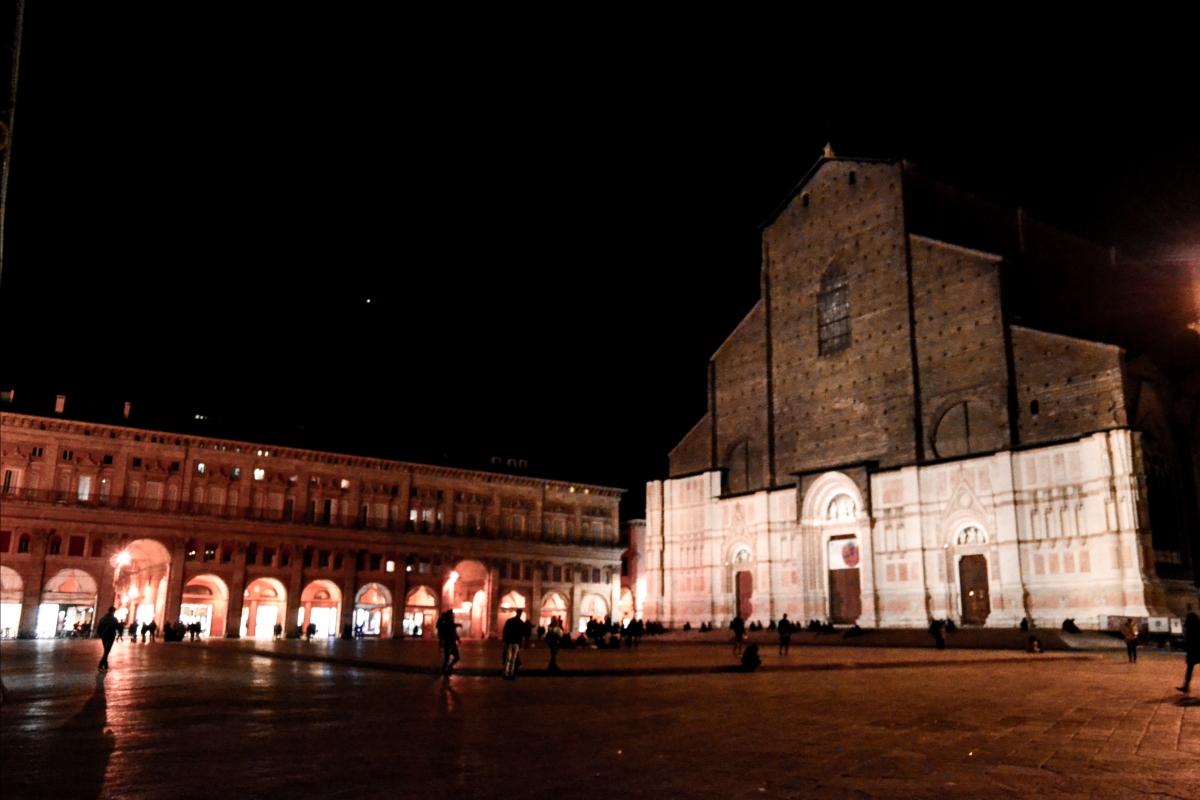 La piazza del capoluogo emiliano - Jejje1994 - Bologna (BO)