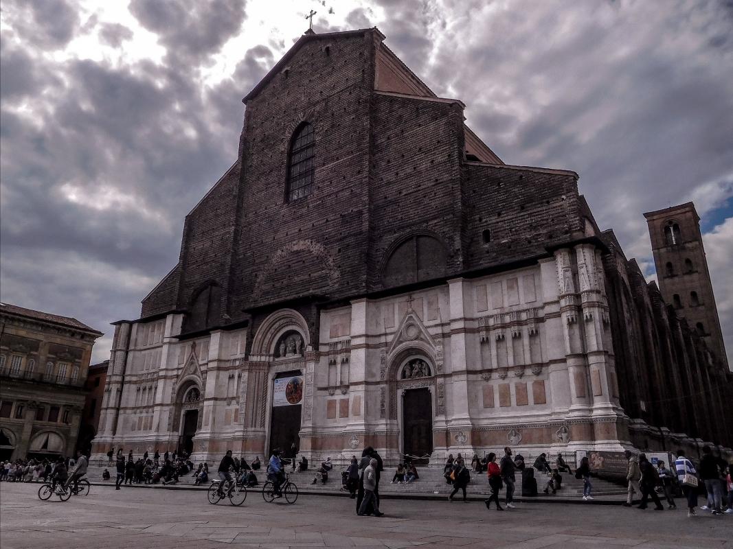 Spiragli di luce su San Petronio, Bologna - Luca Nacchio - Bologna (BO)