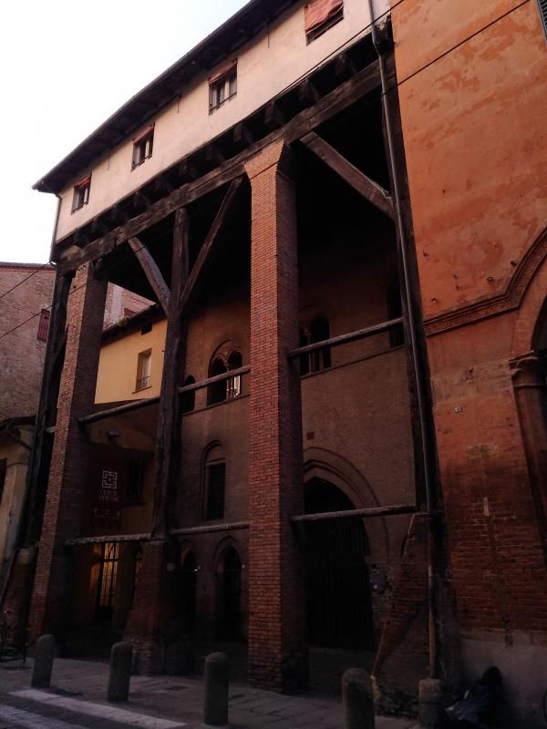 Casa Isolani 20170909 - Francesca Monti - Bologna (BO)
