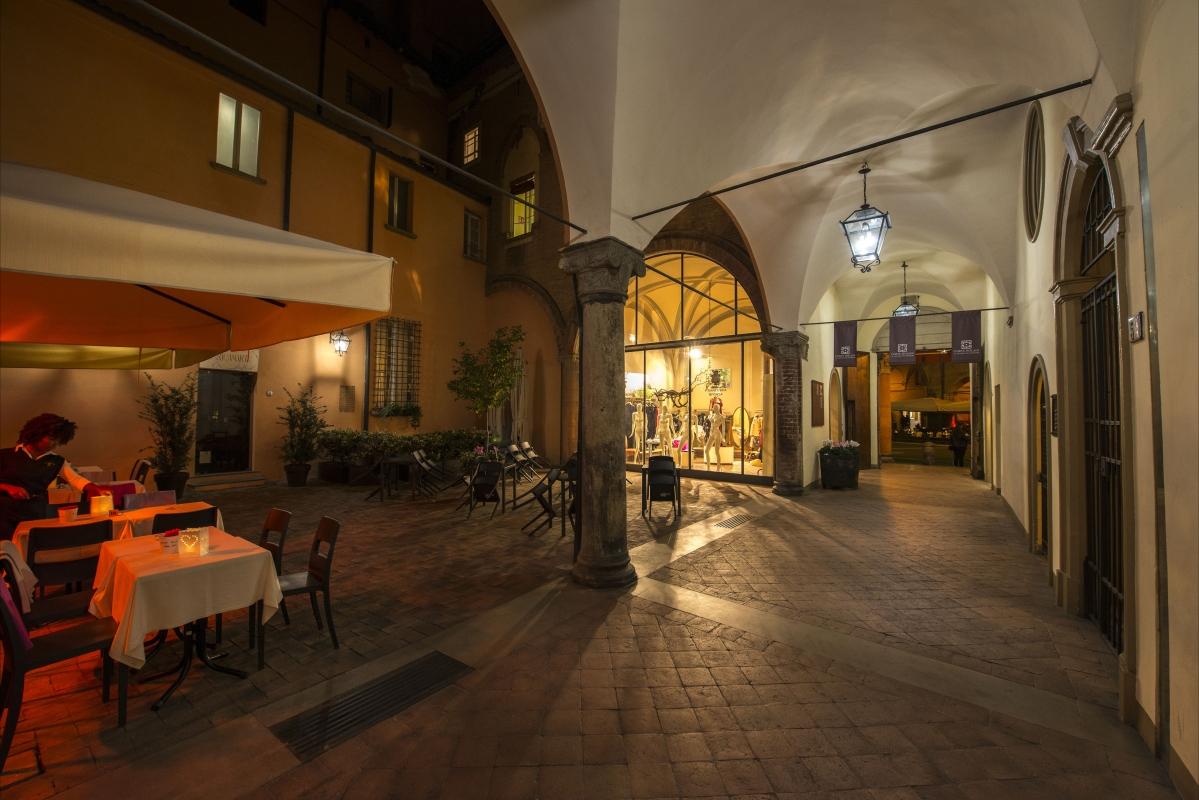 Casa Isolani interno - Wwikiwalter - Bologna (BO)