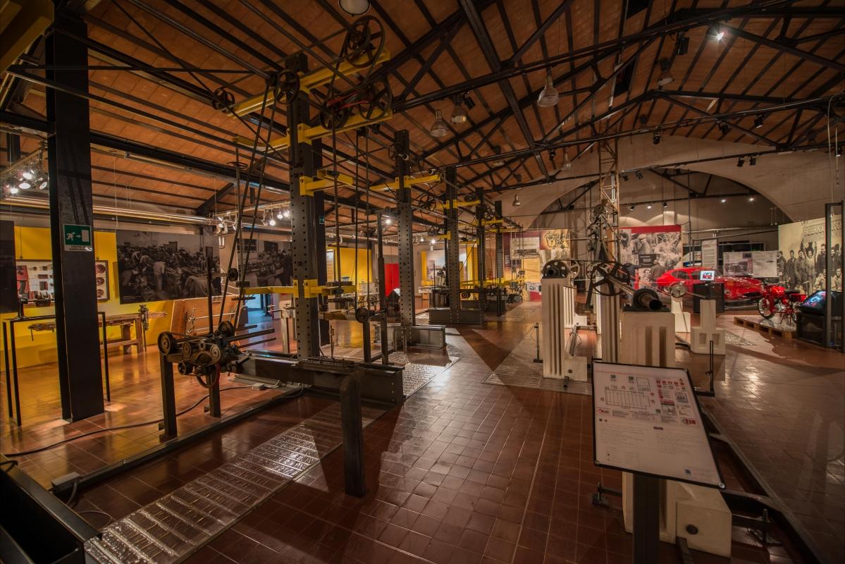 Ex Fornace Galotti sala espositiva - Wwikiwalter - Bologna (BO)