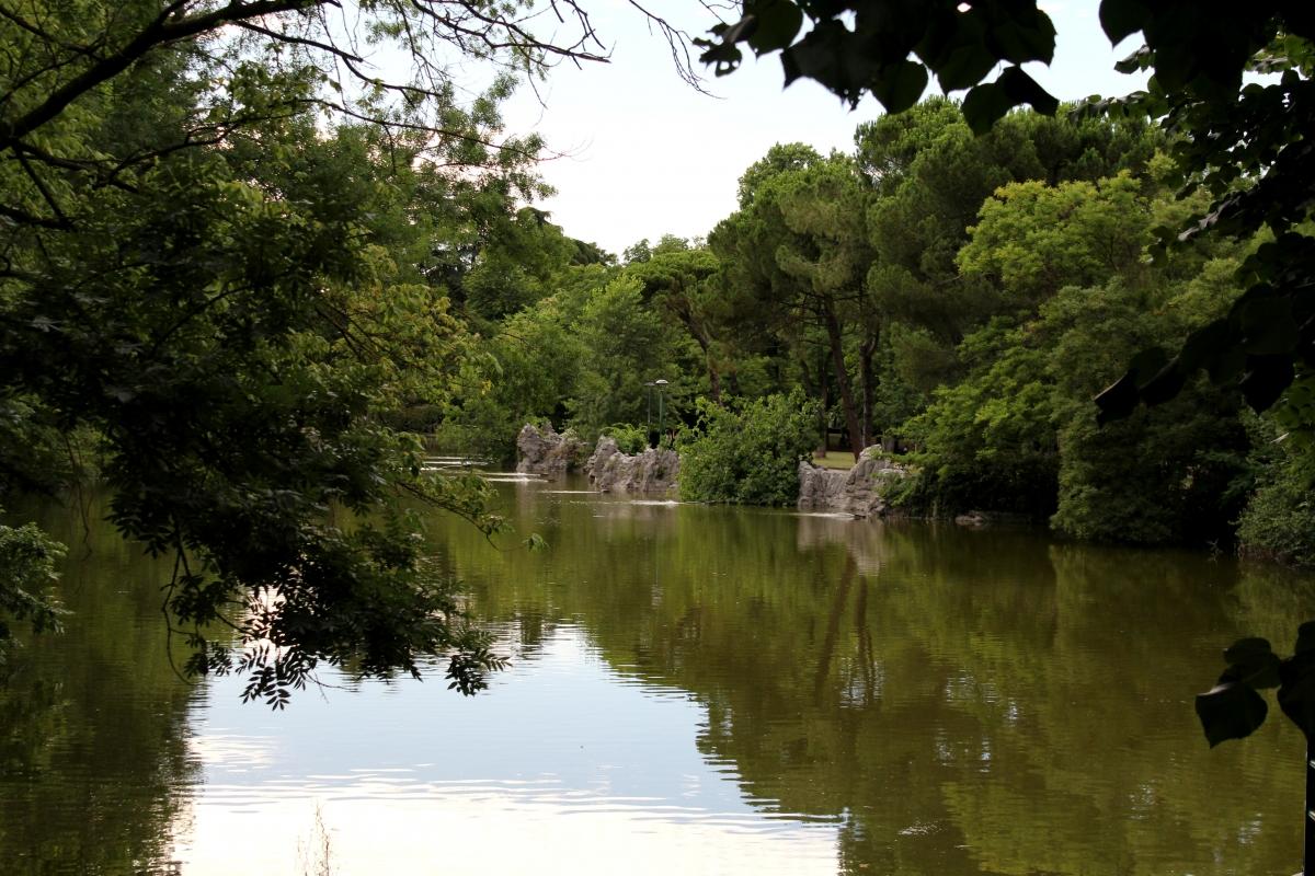 Laghetto dei Giardini Margherita - Andrea Marseglia - Bologna (BO)