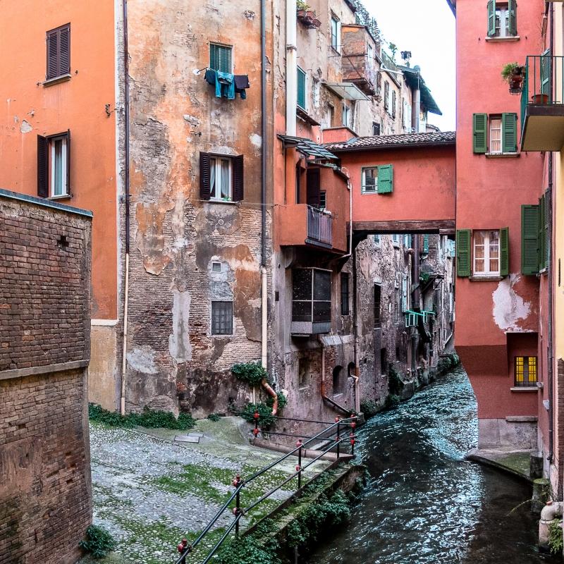 Canale delle Moline - Bologna - Vanni Lazzari - Bologna (BO)