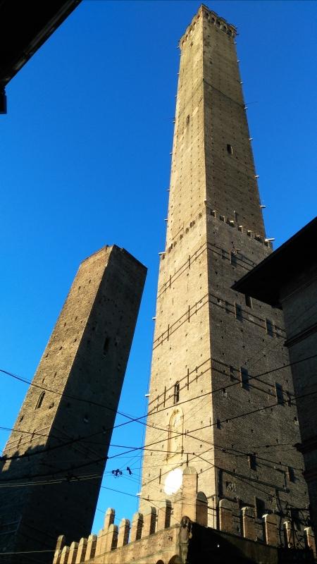 Scorcio delle due torri - Clodette662000 - Bologna (BO)