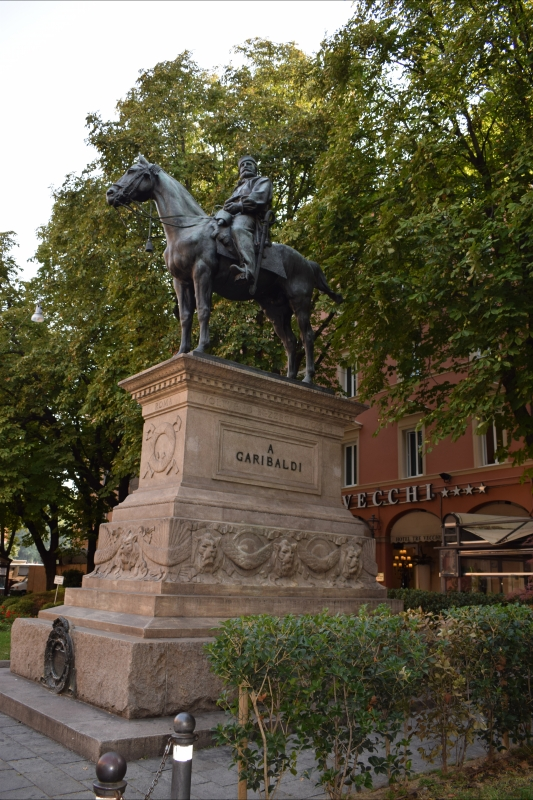 Monumento equestre G.Garibaldi - Dascky81 - Bologna (BO)