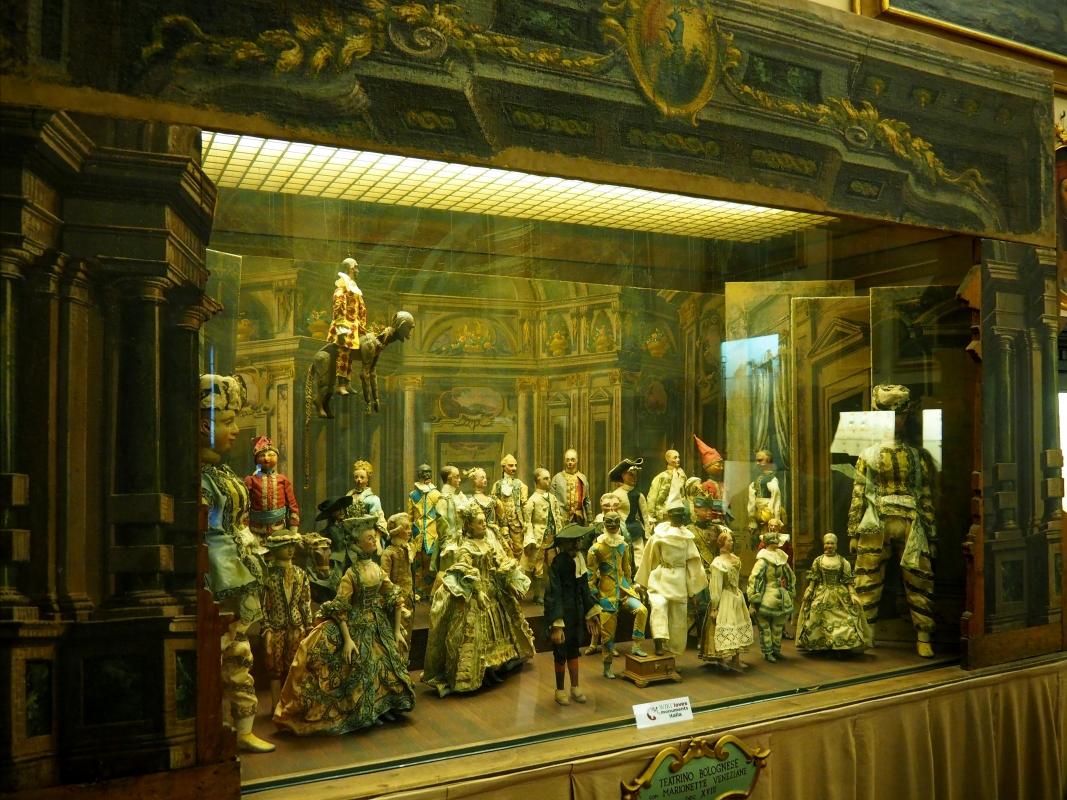 Museo Davia Bargellini - Teatrino bolognese - MarkPagl - Bologna (BO)