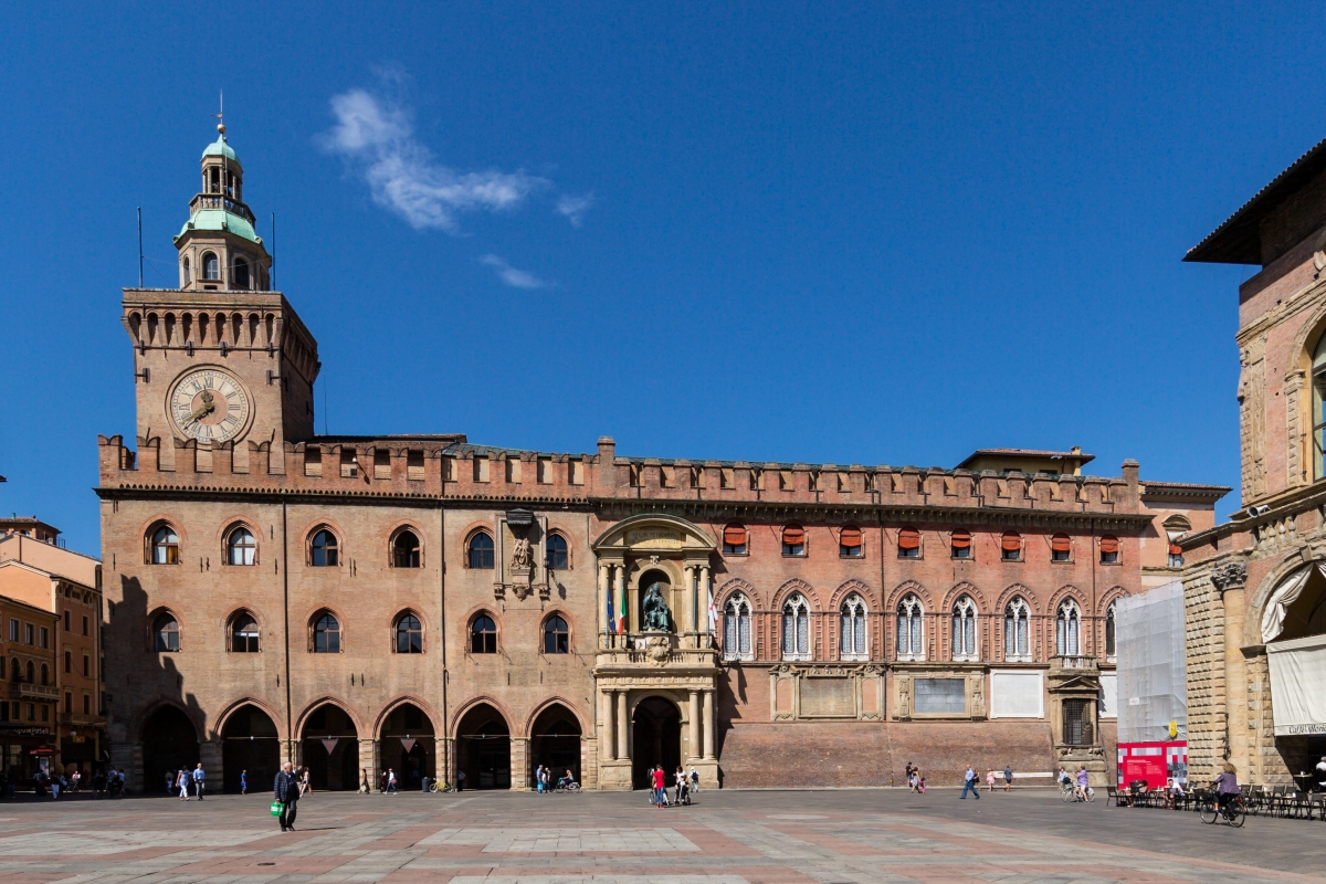 D'Accursio palace - Xyzenyx - Bologna (BO)