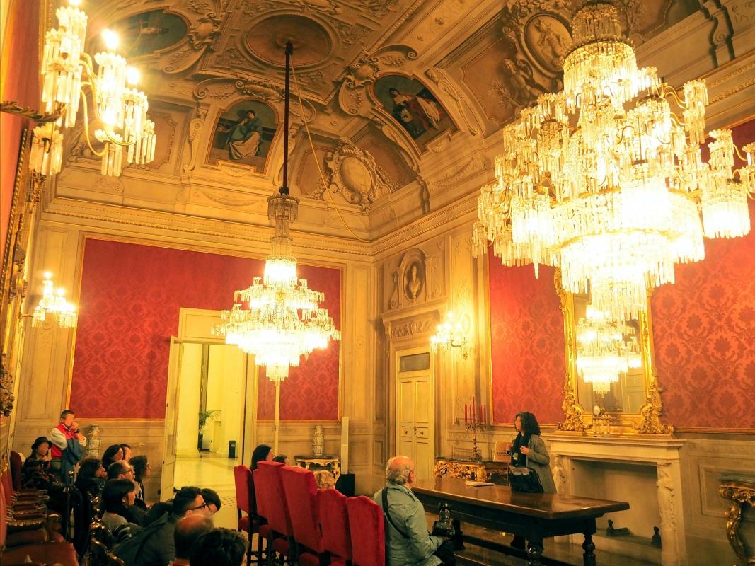 Palazzo d'Accursio-Sala Rossa 2 - MarkPagl - Bologna (BO)