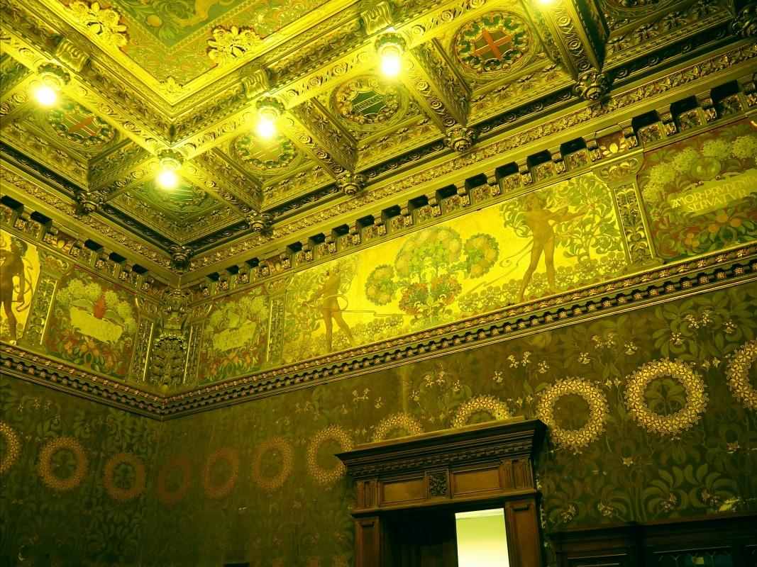 Palazzo d'Accursio-Sala Verde 1 - MarkPagl - Bologna (BO)