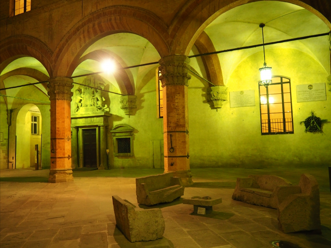Cortile d'Onore di Palazzo d'Accursio - MarkPagl - Bologna (BO)