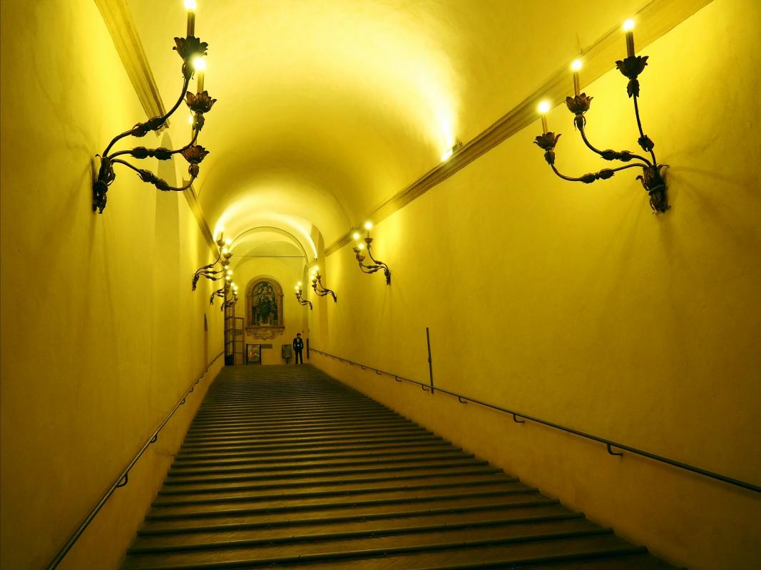 Scalinata del Bramante in Palazzo d'Accursio - MarkPagl - Bologna (BO)
