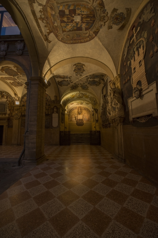 Archiginnasio interno, Bologna - Wwikiwalter - Bologna (BO)