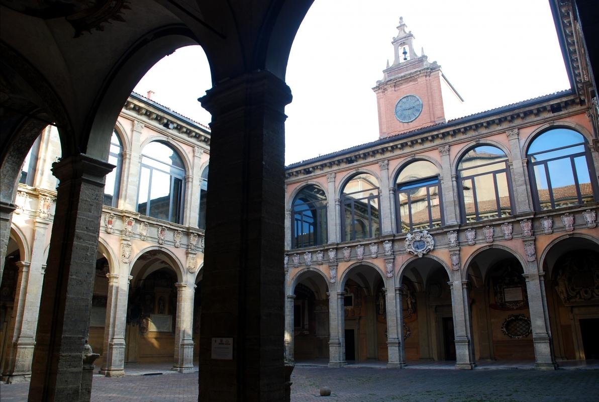 Archiginnasio - il cortile - MarkPagl - Bologna (BO)