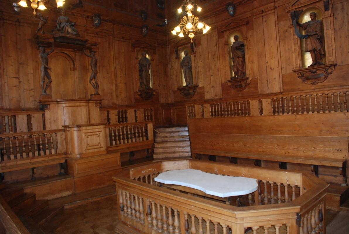Archiginnasio - Teatro anatomico - MarkPagl - Bologna (BO)