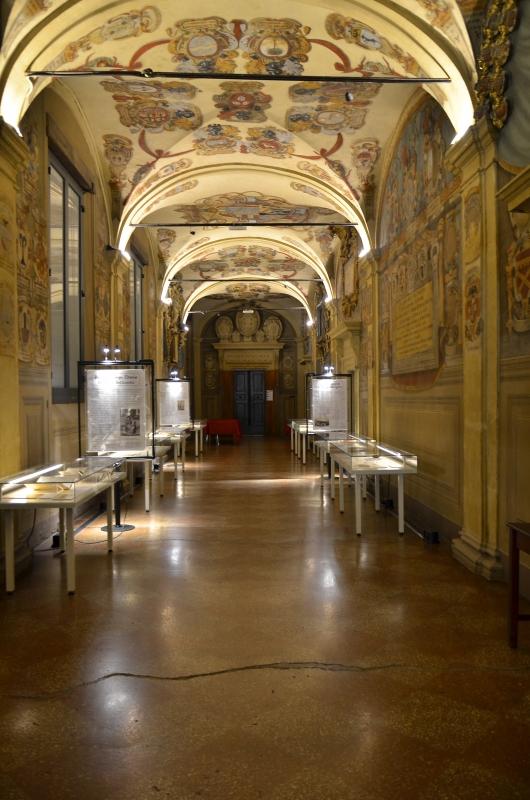 Archiginnasio corridoio Bologna - Wwikiwalter - Bologna (BO)