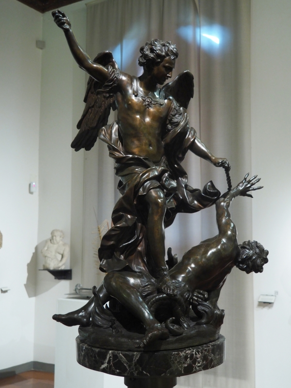 San Michele Arcangelo di Alessandro Algardi 1 - MarkPagl - Bologna (BO)