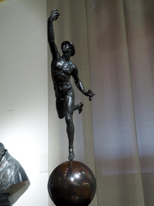 Mercurio in bronzo del Giambologna - MarkPagl - Bologna (BO)