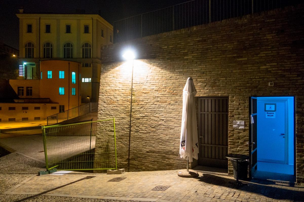 Parco del Cavaticcio by night - Ugeorge - Bologna (BO)