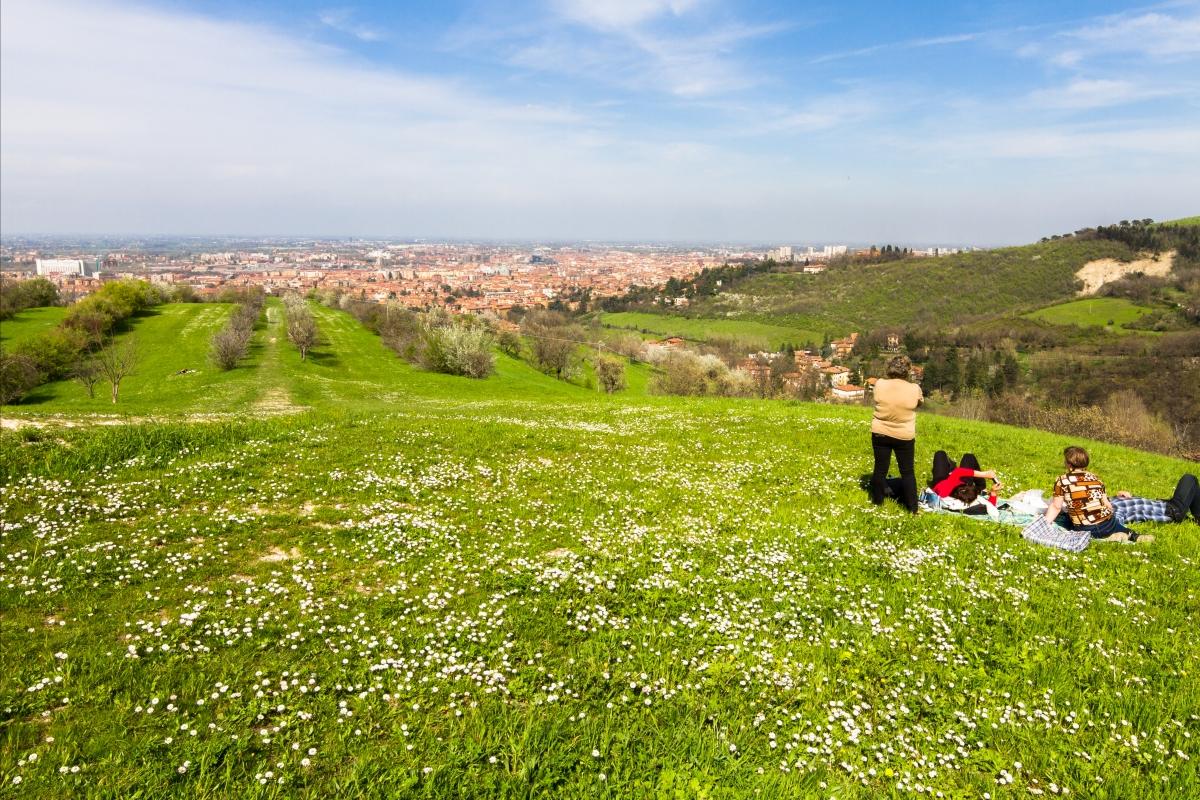 Rilassarsi a Parco del Pellegrino - ugeorge - Bologna (BO)