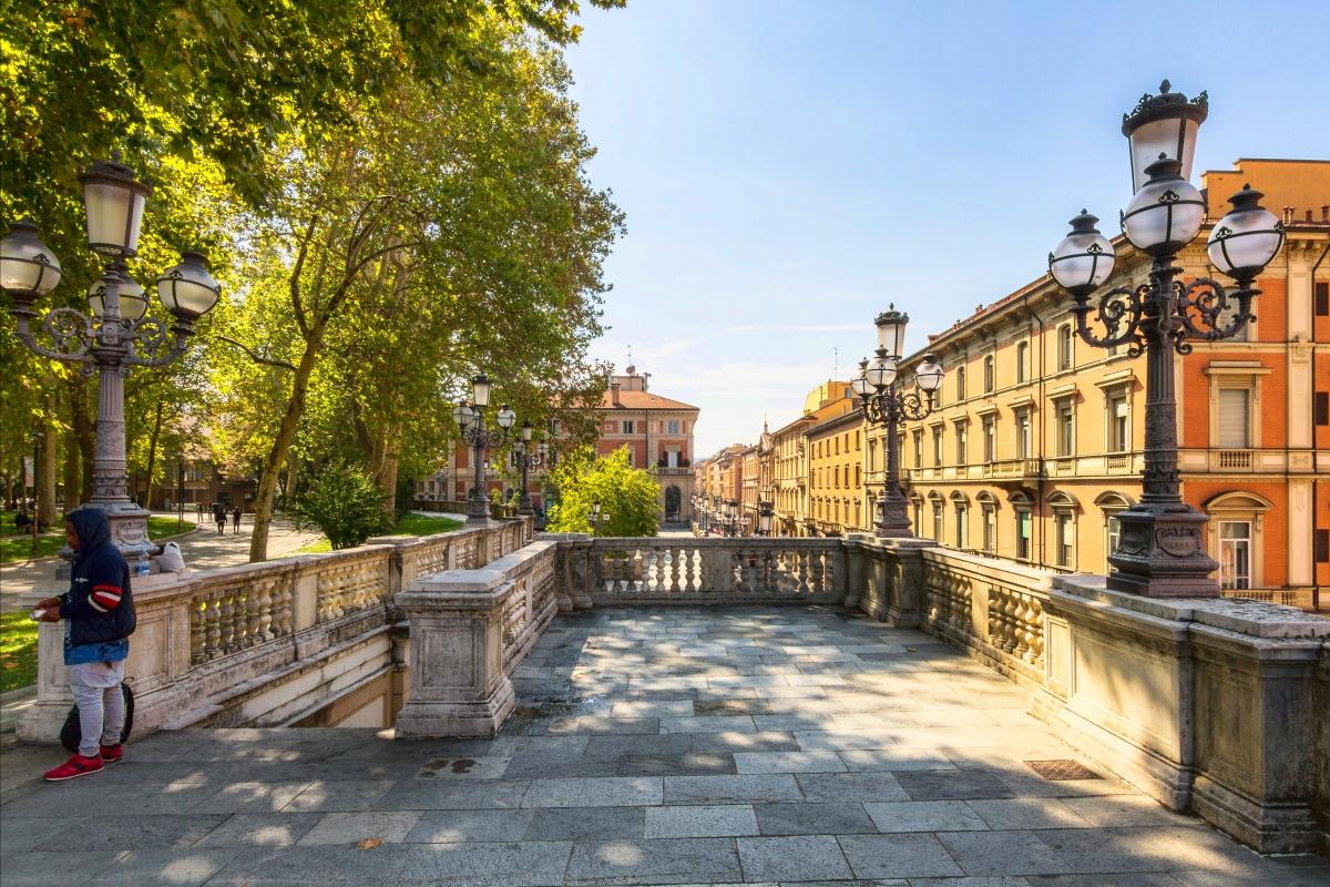 Parco della Montagnola Bologna - Ugeorge - Bologna (BO)