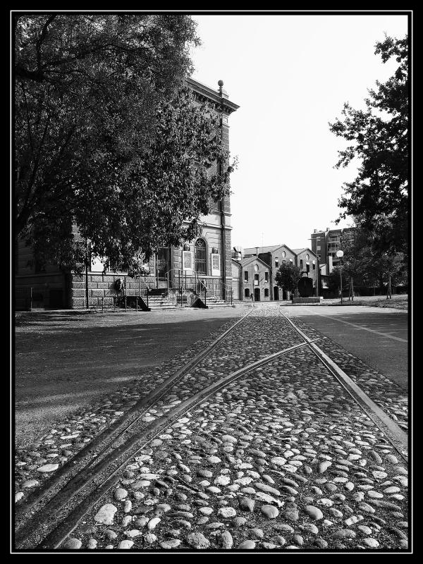 Parco zucca - Bolorsi - Bologna (BO)