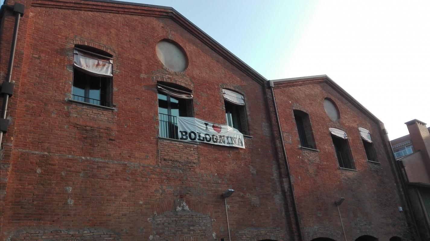 Io amo la Bolognina - Scheletropaffuto - Bologna (BO)
