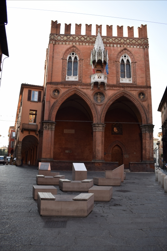 Piazza Mercanzia - Dascky81 - Bologna (BO)