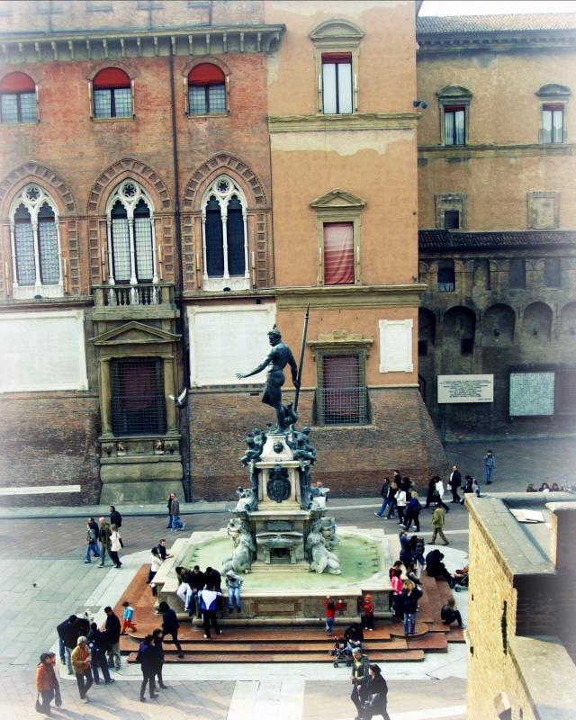 Piazza maggiore nettuno - Anita1malina - Bologna (BO)