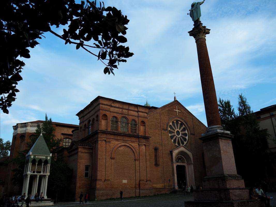 Piazza San Domenico da Nord-Ovest - MarkPagl - Bologna (BO)