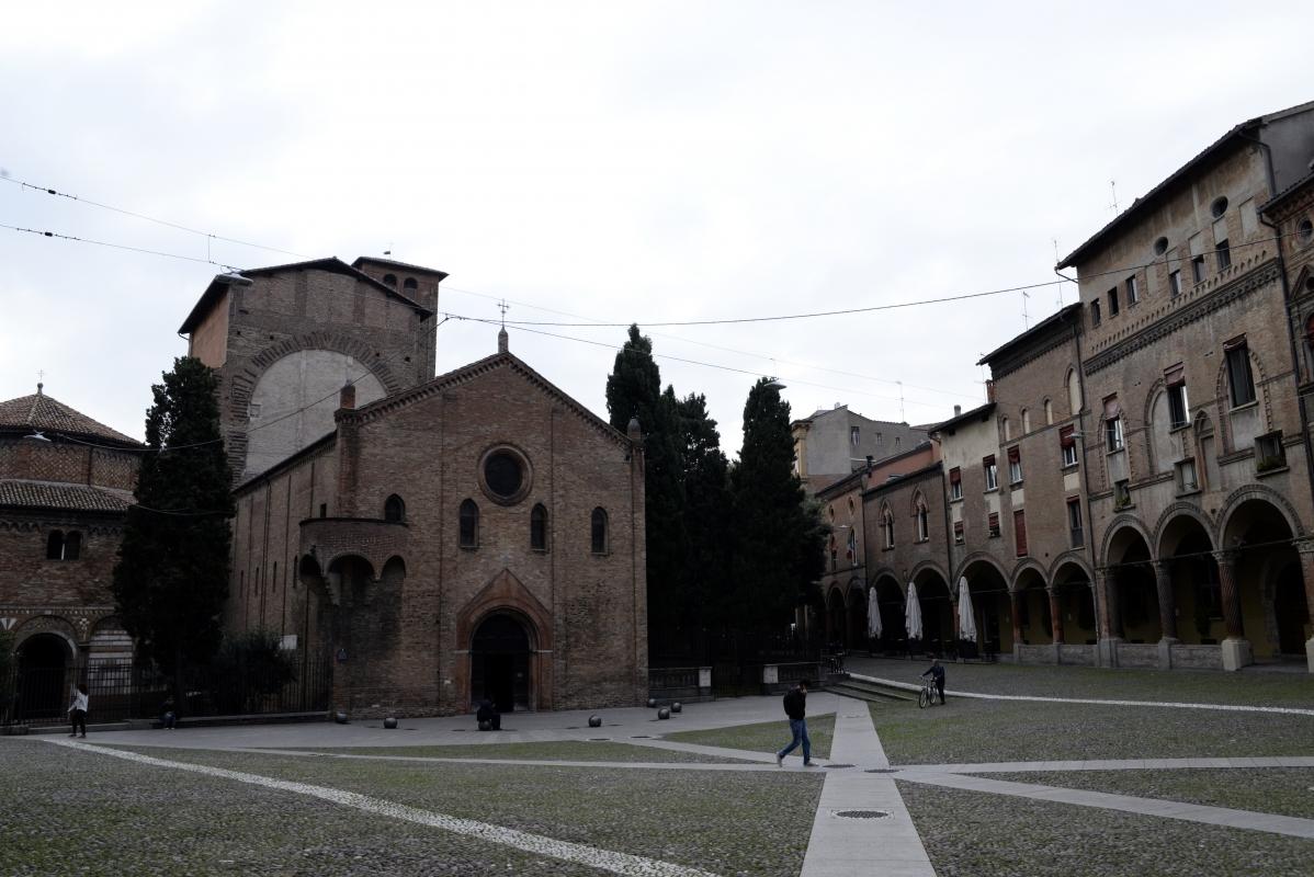Piazza della Basilica di Santo Stefano - Agnese.pi - Bologna (BO)