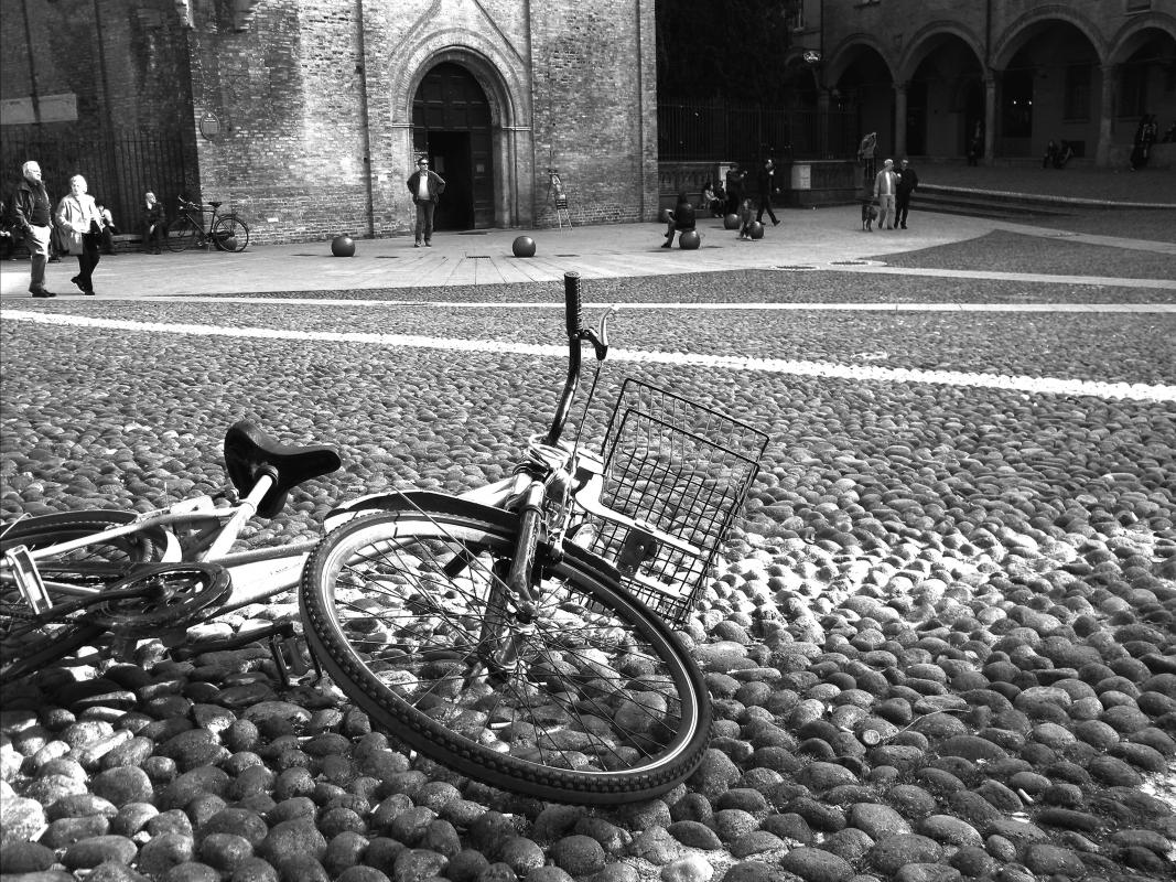 Bicicletta santo stefano - Bolorsi - Bologna (BO)