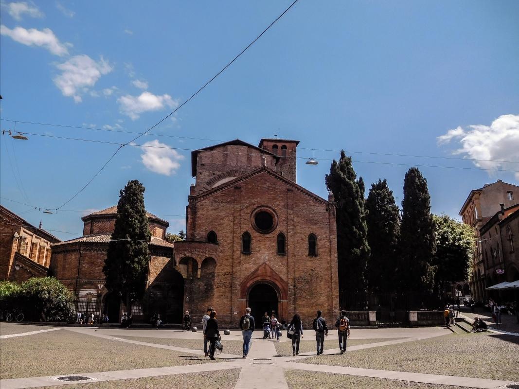 Piazzale Santo Stefano - Luca Nacchio - Bologna (BO)