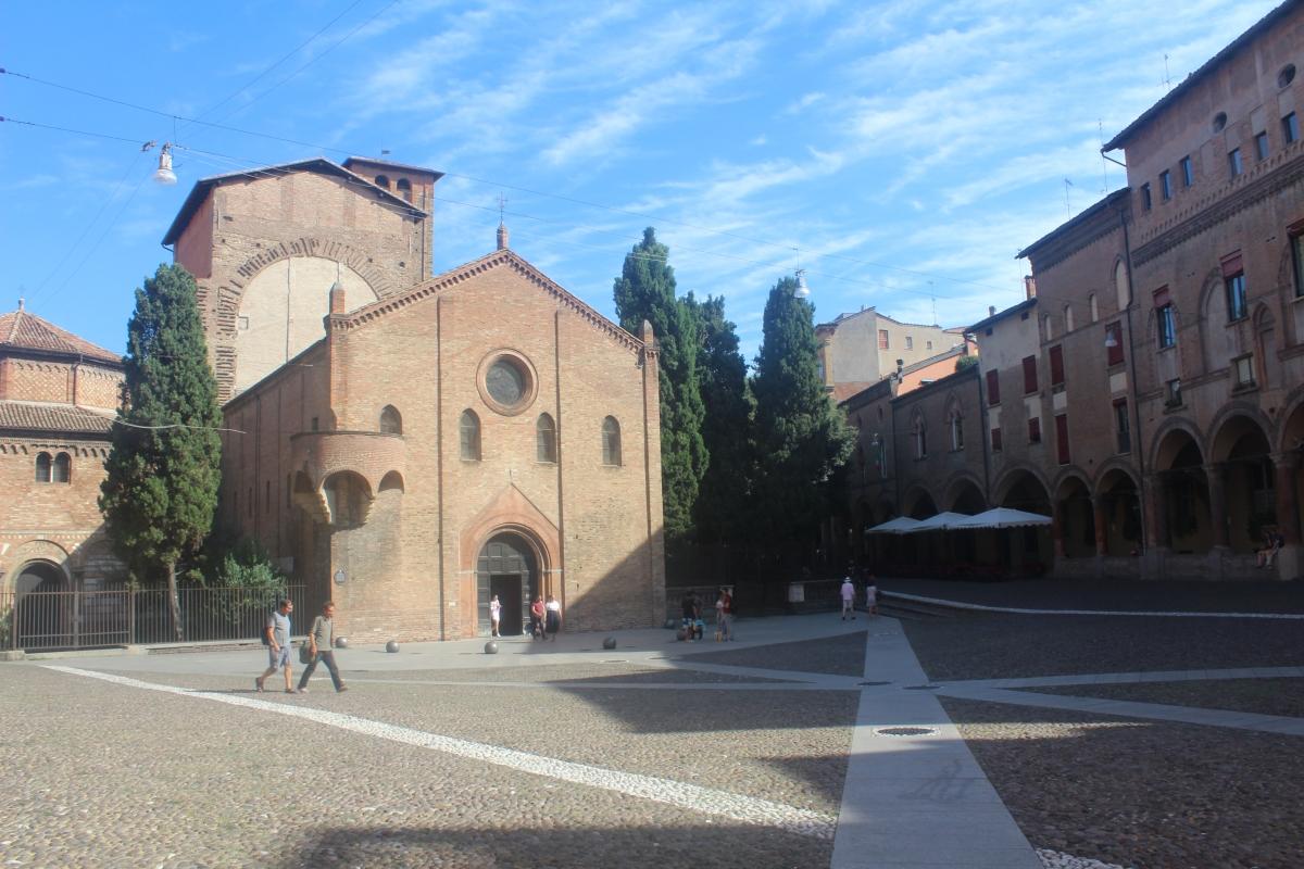 Piazza S.Stefano a Bologna - Franchinidiletta - Bologna (BO)