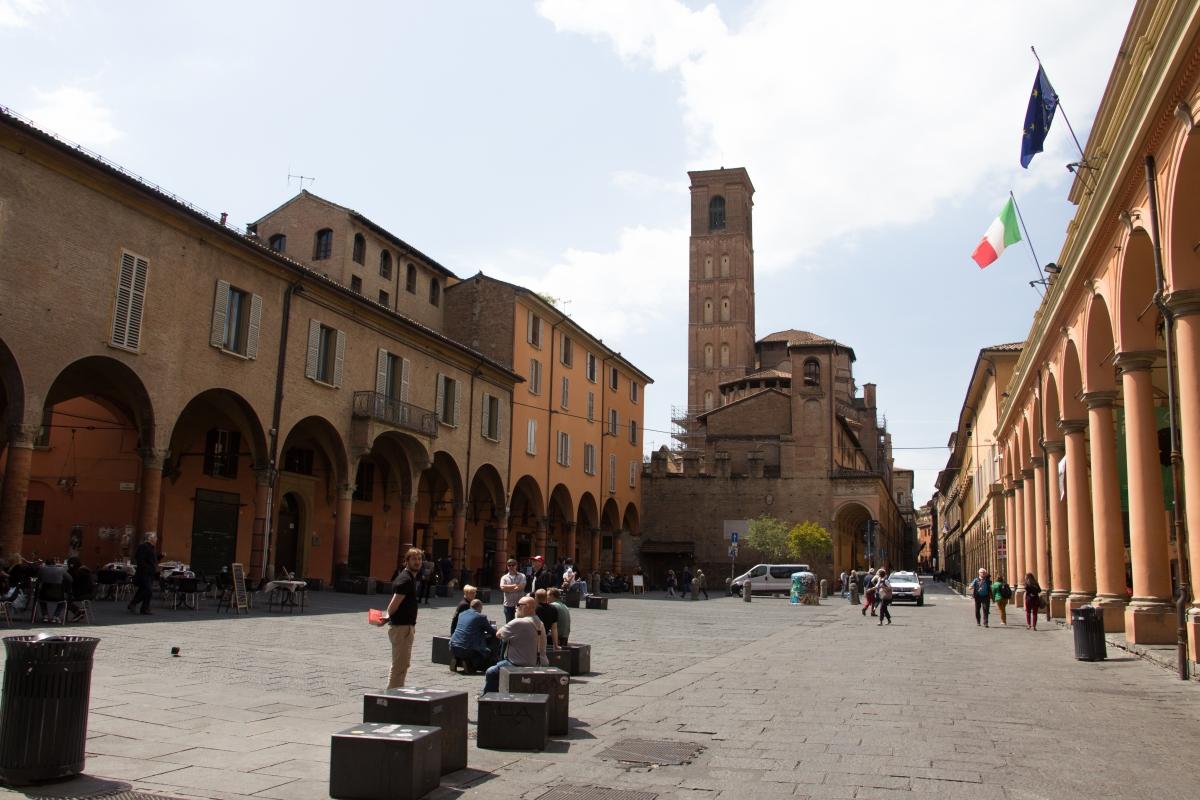 Piazza Verdi Bologna - Napster81 - Bologna (BO)