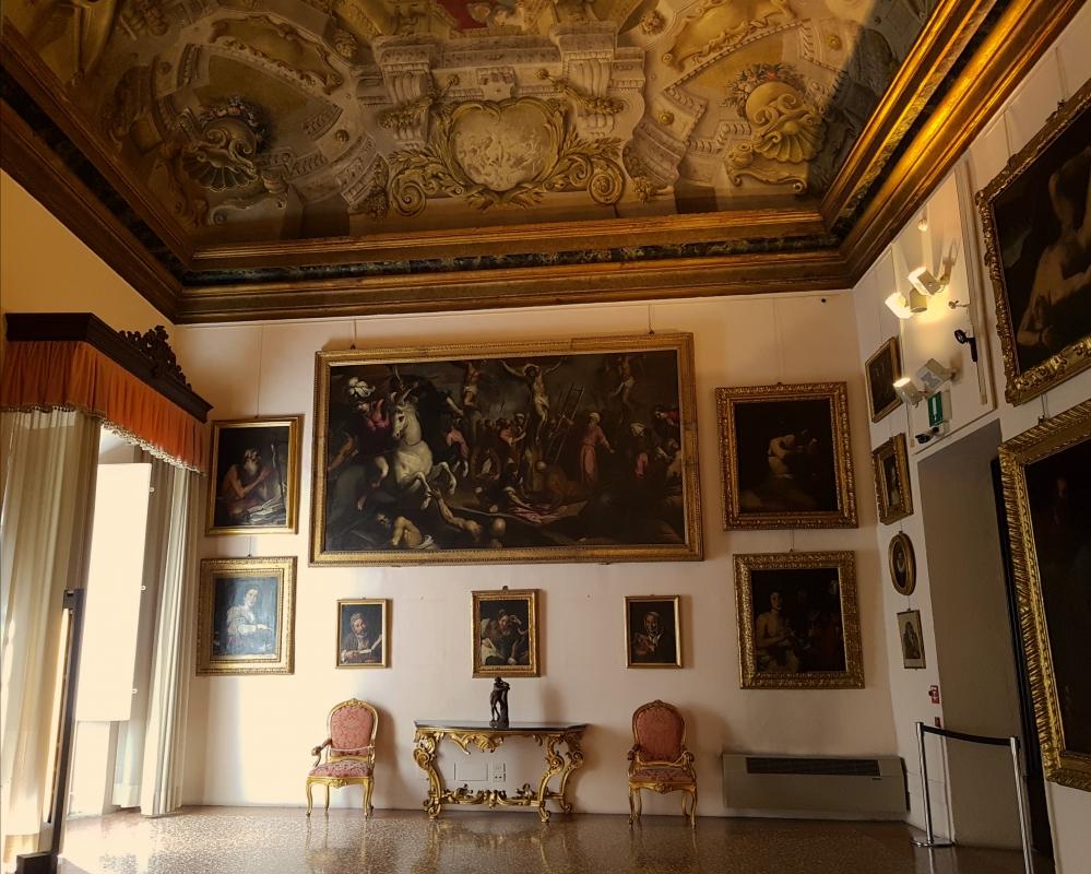 Palazzo Pepoli Campogrande - Sala di Alessandro panoramica - Opi1010 - Bologna (BO)