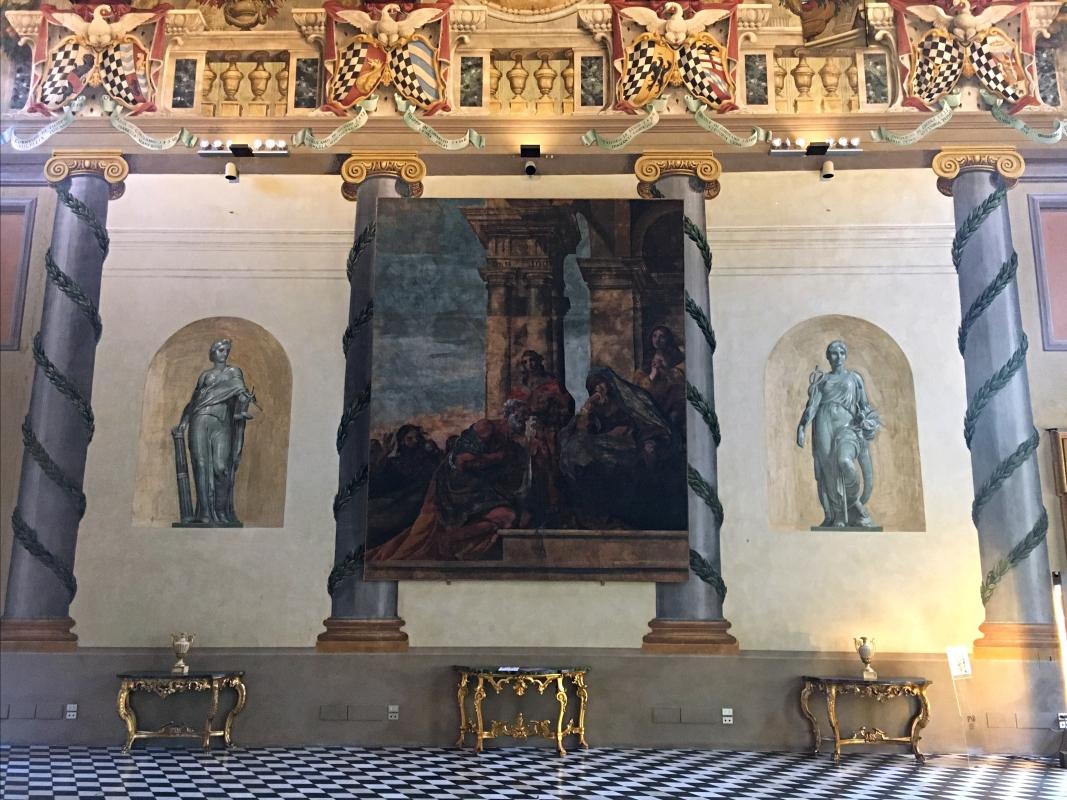 Palazzo Pepoli Campogrande Salone - Walter manni - Bologna (BO)