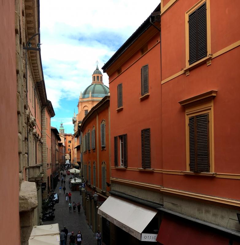Palazzo Pepoli Campogrande Vista dalla Finestra - Walter manni - Bologna (BO)