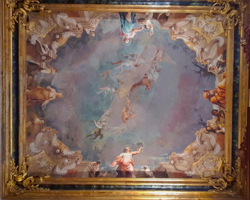 Palazzo Pepoli Campogrande - Sala delle Stagioni soffitto affrescato1 - Opi1010 - Bologna (BO)