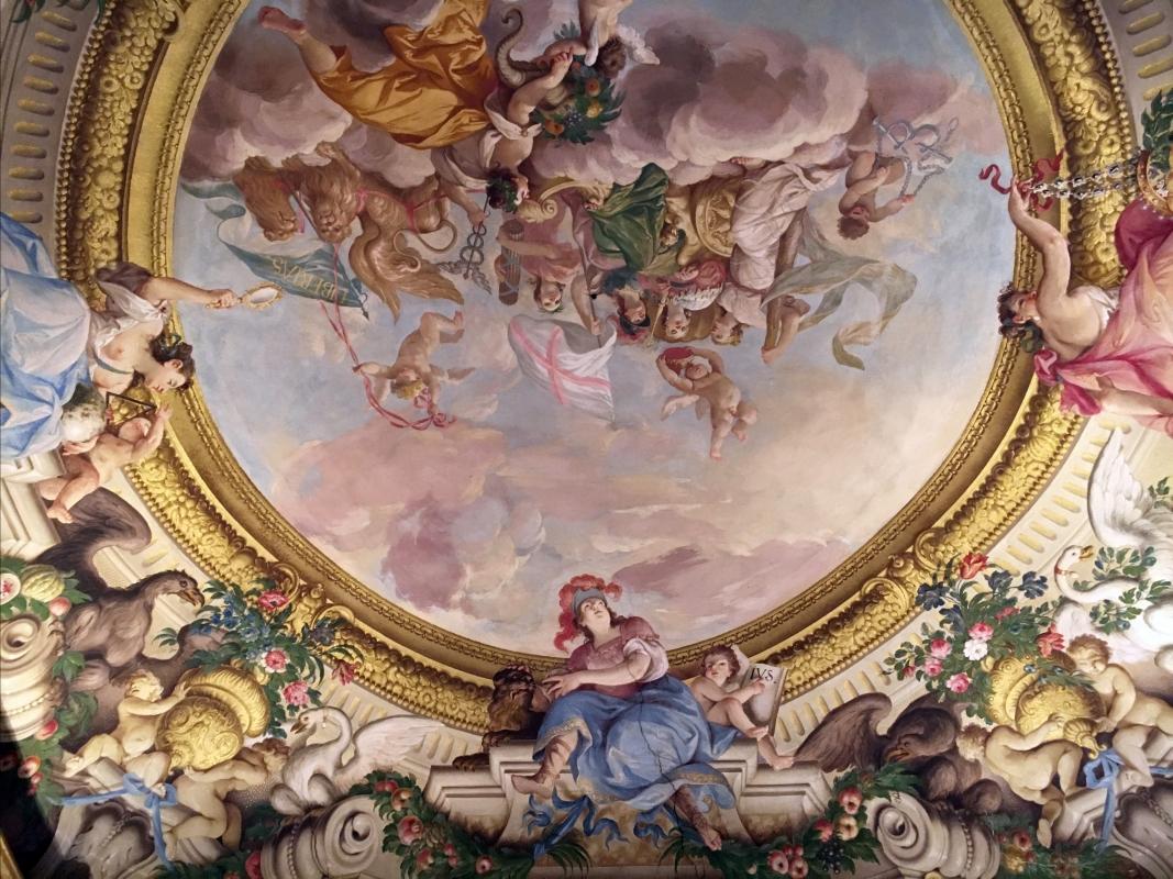Palazzo Pepoli Campogrande Soffitti 14 - Walter manni - Bologna (BO)