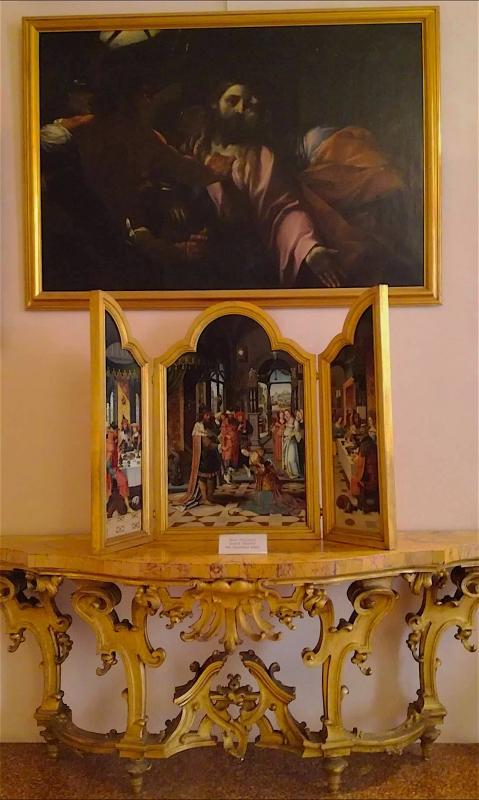 Palazzo Pepoli Campogrande mix di arte - CesaEri - Bologna (BO)
