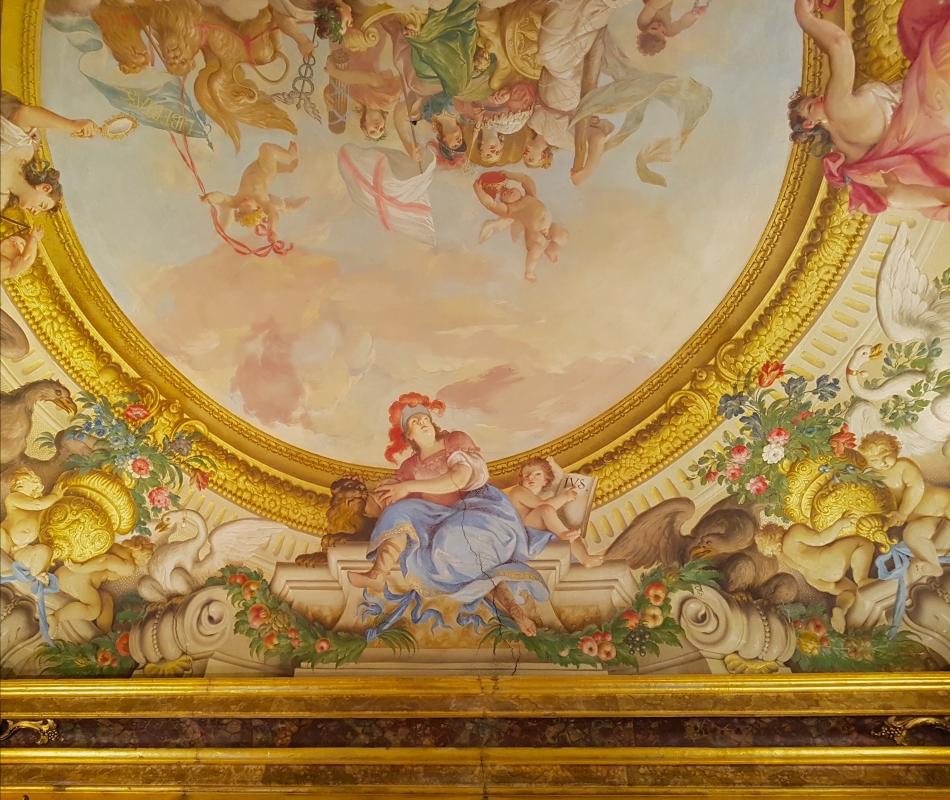 Palazzo Pepoli Campogrande - Sala Felsina soffitto particolare - Opi1010 - Bologna (BO)