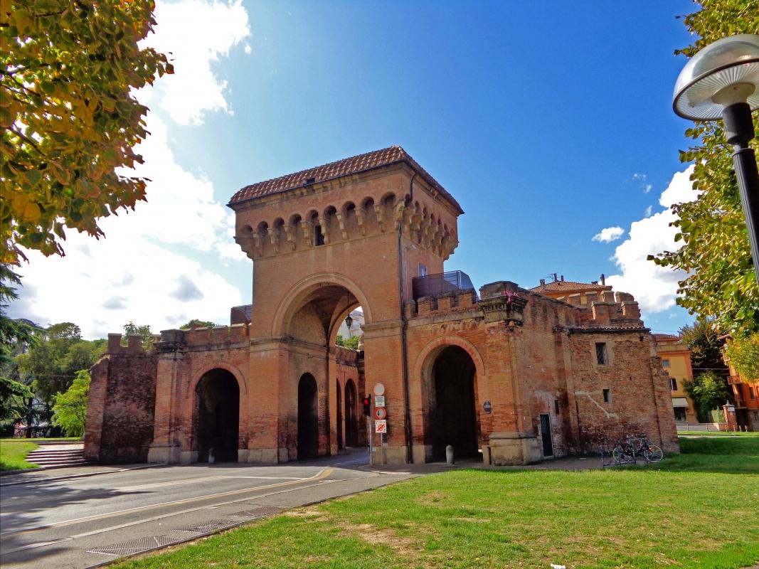 Porta Saragozza - Bologna -17-9-17(4) - EvelinaRibarova - Bologna (BO)