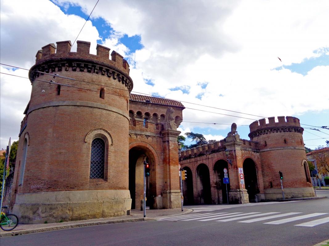 Porta Saragozza - Bologna -17-9-17(7) - EvelinaRibarova - Bologna (BO)