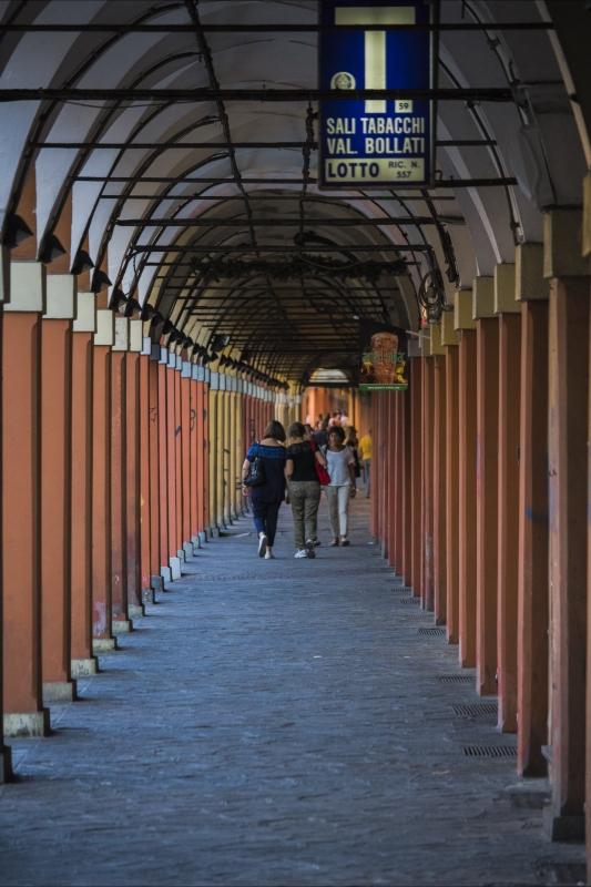 Portico degli Alemanni - Matteo Santori - Bologna (BO)
