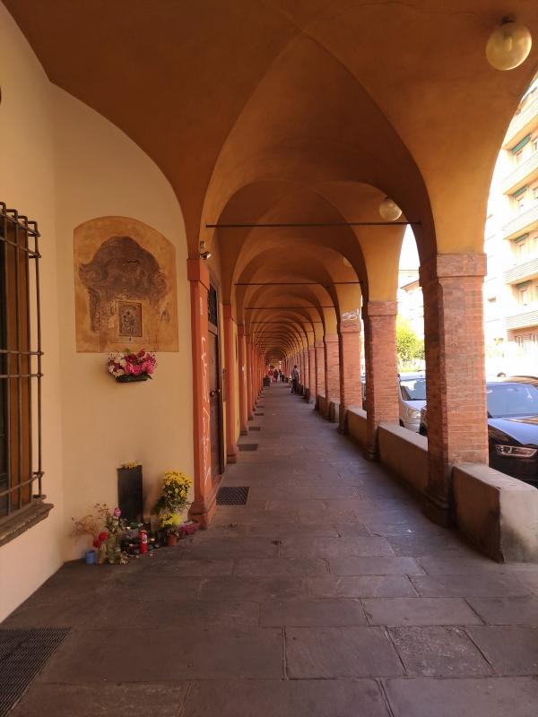 Portico degli Alemanni - Bologna - Francesca Monti - Bologna (BO)