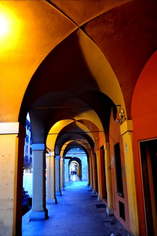 VIA MAZZINI COLORI DI BOLOGNA - Anita1malina - Bologna (BO)
