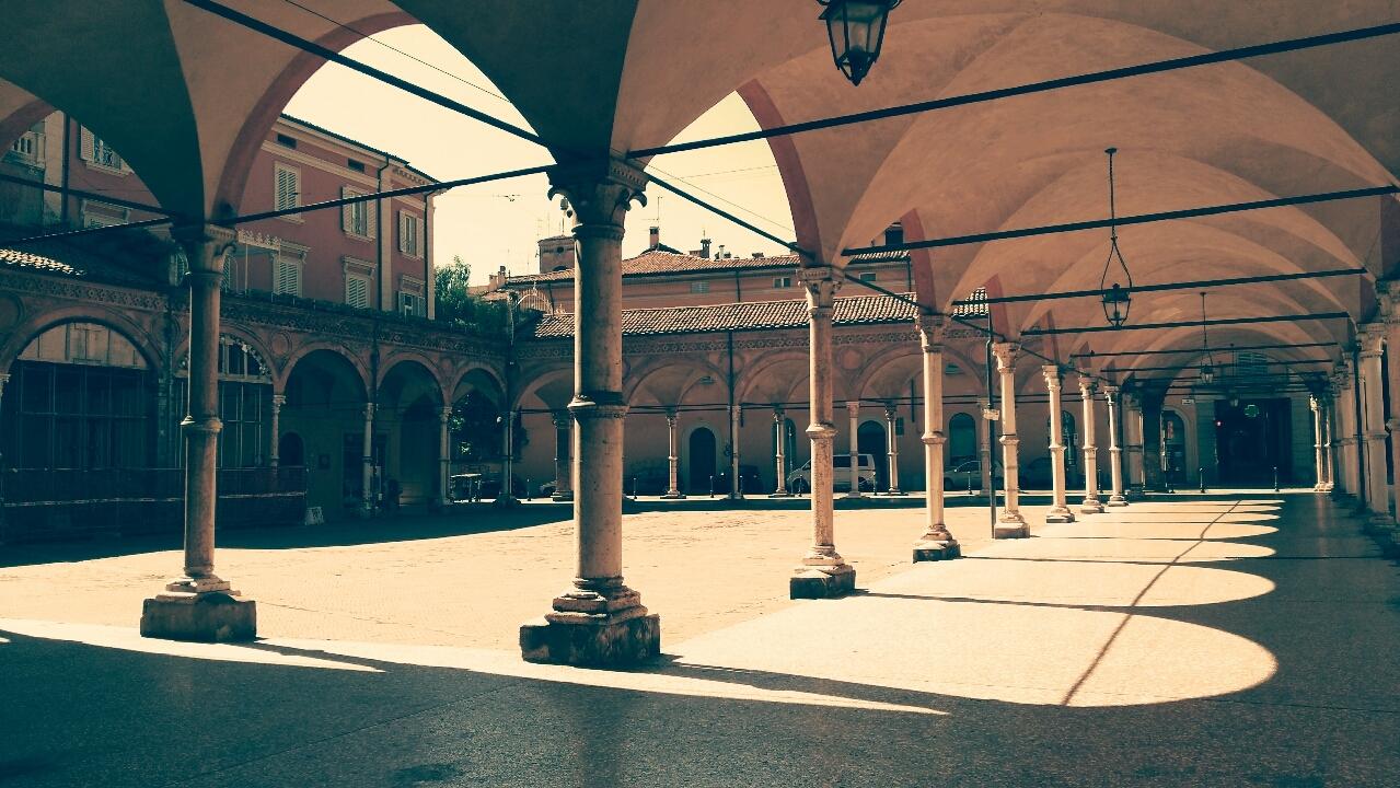 PORTICO SANTA MARIA DEI SERVI - Clodette662000 - Bologna (BO)